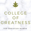 College of greatness for Christian Ladies